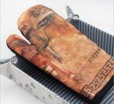 Напечатанные Полиэфир-Хлопком перчатки выпечки домочадца