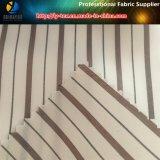 Пурпур/ткань нашивки пряжи полиэфира Twill Brown покрашенная для подкладки одежды (S155.184)