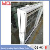 Окно термально пролома алюминиевое сползая с сеткой нержавеющей стали