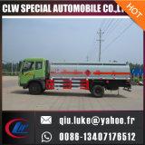 4X2 8000 Liter Schmieröl-Kraftstofftank-Benzin-Transport-LKW-