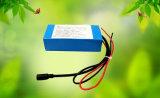 18650 24V 22ah het Navulbare Pak van de Batterij van het Lithium voor e-Autoped