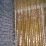 Декоративная ячеистая сеть для ненесущей стены