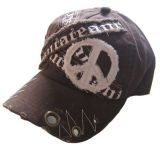 Gorra de béisbol militar, Gorra militar de algodón, Gorra lavada de Fidel Cap, Gorra de ocio, Gorra lavada