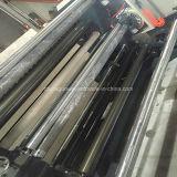 Automatischer PLC-Steuerplastikfilm-Slitter und Rewinder Maschine 200 M/Min