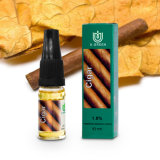 China-realer brennender Gefühls-Tabak-Aroma E-Flüssigkeit E-Saft