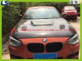 BMW F20 2012-2016年のためのカーボンファイバーエンジンのフード