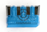 Труба поднимая бит домкратом QC11-005 резца инструментов прокладывать тоннель инструментов микро-