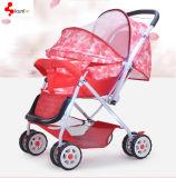 Der neuestes Modell-einfache gefaltete Spaziergänger/der Pram/das Baby Carriager