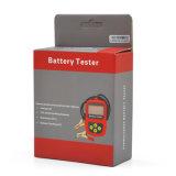 appareil de contrôle Micro-100 de batterie de la voiture 12V pour des fervents de la réparation Shop/DIY de véhicule/des versions européennes et américaines d'appareil de contrôle chargement de batterie