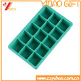 Bandeja quente do cubo de gelo do silicone do produto comestível da venda FDA