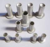 remaches del aluminio del sólido de 8m m para el uso de la guarnición de freno