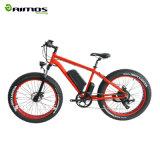 vélo électrique de grosse plage de pneu de 36V 250W avec la batterie de Panasonic