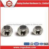 Noix Hex de soudure d'acier inoxydable DIN 929