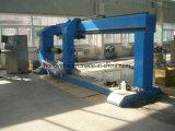 Petite pipe ou réservoir de FRP faisant la machine - type portique