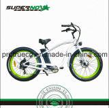 Bicicletta elettrica per l'incrociatore della spiaggia