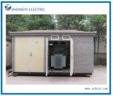 El tipo 11kv 400V del petróleo del equipo de potencia reduce el transformador 200kVA de la distribución