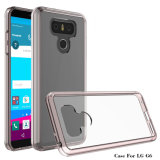 Caixa nova do telefone móvel do acrílico TPU para LG G5/G6