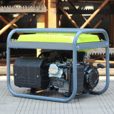 Bisonte (Cina) BS4500d (E) generatore silenzioso portatile approvato dell'Italia del Ce del rame di prezzi di fabbrica del generatore della benzina di 3kw 3kVA