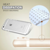 Cubierta del caso del nuevo diseño de disipación térmica Móvil para iPhone-6