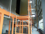 静電気の粉の噴霧の生産ライン