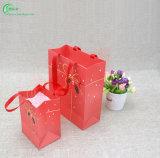 Цветастое выдвиженческое изготовление мешка подарка (KG-PB070)