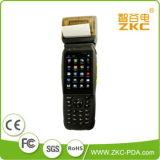 Android industrial portátil PDA com impressora