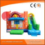Aufblasbares gefrorenes springendes Schloss kombiniert für Kind-Spielzeug (T3-140)