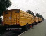 Barrendero de calle de Dongfeng 4X2 8000 L carro de la limpieza del vacío