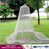 円形のInsecticidal蚊帳