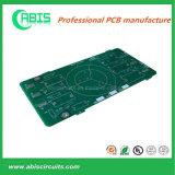 緑のシルクスクリーンの多層印刷配線基板