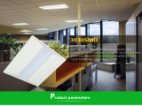 Ce RoHS Dlc ETL 50W LED 2X4 Troffer Light, kit de rénovation, 6500lm, 180W HPS