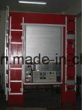 Seguridad aluminio de alta calidad de garaje enrollables puerta del obturador