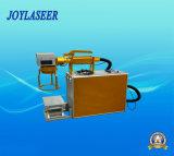 Машина маркировки лазера волокна нового взгляда портативная для пластмассы