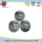 Capuchon en feuille d'aluminium imprimé à rouleaux imprimés