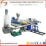 Linha de produção quente da granulação da peletização da estaca do pó do PVC WPC