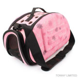 Foldable屋外のプラスチックエヴァ犬の肩のキャリアペット袋