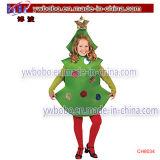 Itens de Natal Trajes de Papai Noel Trajes de carnaval da estrela da criança (CH8032)