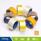 Gelbliches BOPP anhaftendes Verpackungs-Band des Fabrik-Verkaufs-direkt (P010)