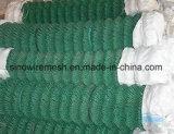 최신 담궈진 직류 전기를 통한 뜨개질을 한 임시 PVC 입히는 체인 연결 담