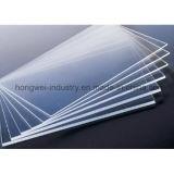 transparenter Plastik der Großhandelshohen Glanz-Farbe des lucite warf Acrylblatt