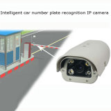 700TVL CCTV LPR Camera para Parking Lot