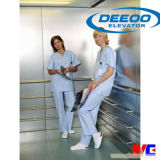 Elevatore dell'ospedale di velocità 1.0m/S di capienza 1600kg