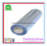 Película rígida desobstruída para a embalagem do vácuo, película farmacêutica plástica do PVC da embalagem
