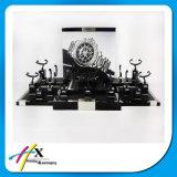 Hölzerne neue Luxuxacrylbildschirmanzeige-Uhr-Speicher-Bildschirmanzeige