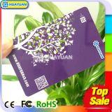 Lange gelesene Reichweite 860-960MHz Belüftung-kontaktlose intelligente Ausländer 9662 H3 RFID UHFkarte