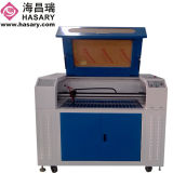 Máquina de estaca da gravura do laser do metalóide do laser do CO2 para o acrílico de madeira