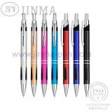 Le crayon lecteur de bille de cuivre chaud de cadeaux de promotion Jm-3037