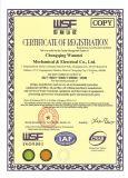 Pianta di riciclaggio professionale di distillazione dell'olio di lubrificante (serie di WMR-B)