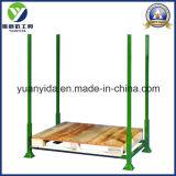 Hölzerne Ladeplatten-Puder-Beschichtung-Stahleuroladeplatten