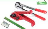 12-19mm PP/Petの紐で縛ることのための経済的な赤いカラーテンショナー(B311)